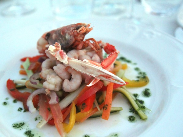 Your delicious meals aboard La Bella Vita are prepared for you by your personal chef