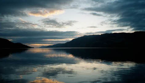 Arose early to walk  to the banks of Loch Ness for a beautiful sunrise.