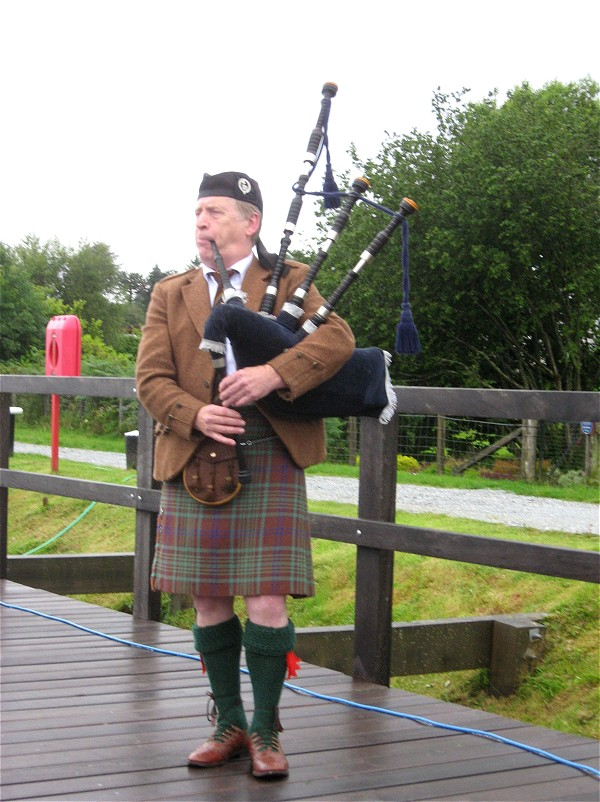 Traditional Scottish entertainment for you to enjoy